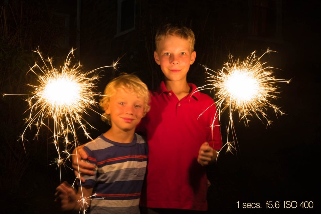 e9f81e014d How to Photograph Sparklers - How To Photograph Your Life
