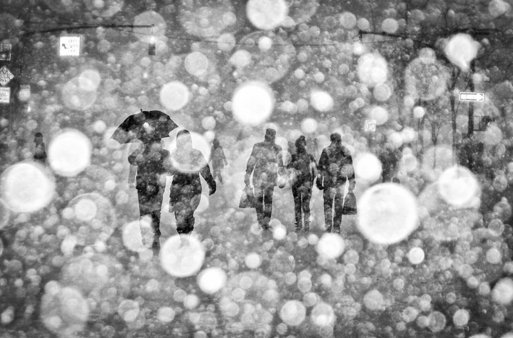 How to Photograph Falling Snow – Russ Rowland's NYC Wonderland